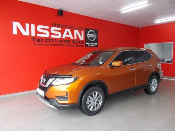 2018 Nissan X-Trail 1.6dCi XE