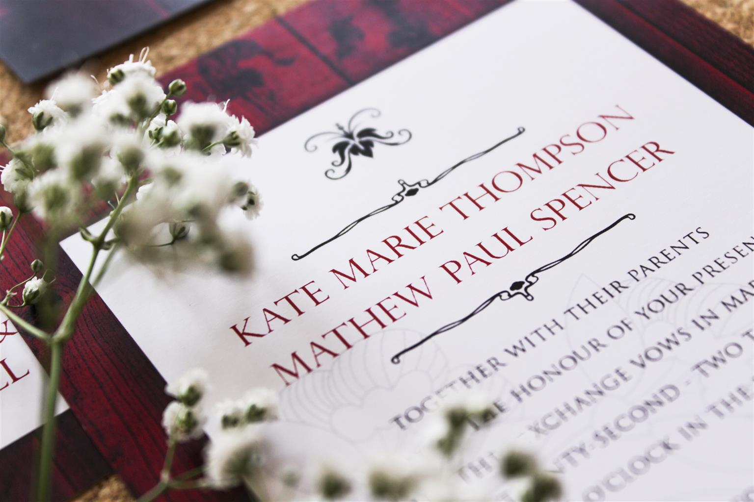 5 Wedding Stationary Sets in PSD | Junk Mail