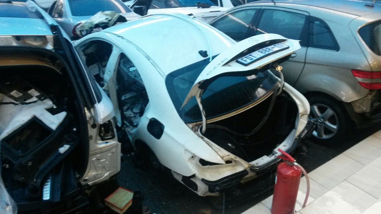 Mercedes CLA W117 Stripping for Spares