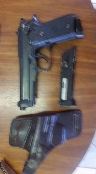 KWC Gas pistool