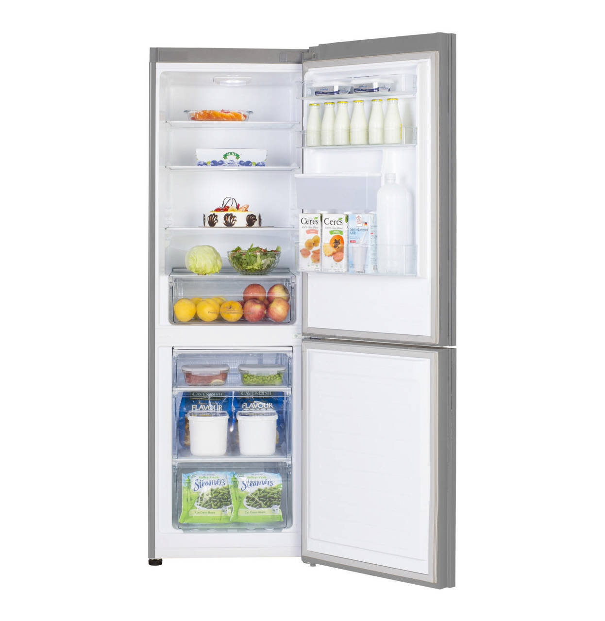 TODAY HISENSE 420 l Combi Fridge Freezer with Water Dispenser