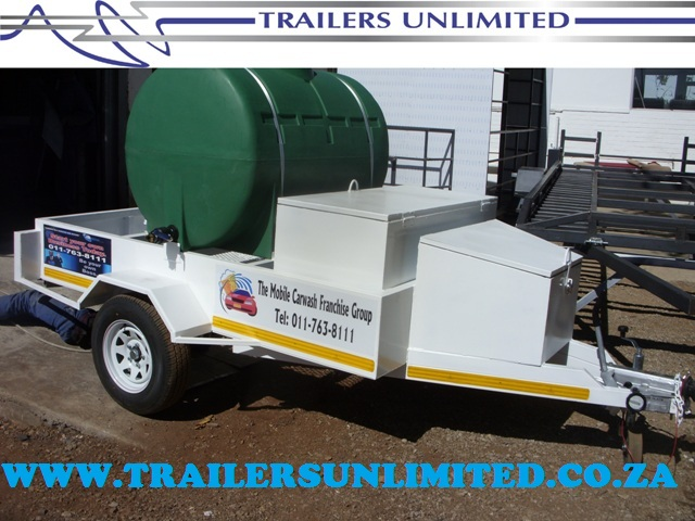 TRAILERS UNLIMITED.BUSINESS ON WHEELS.