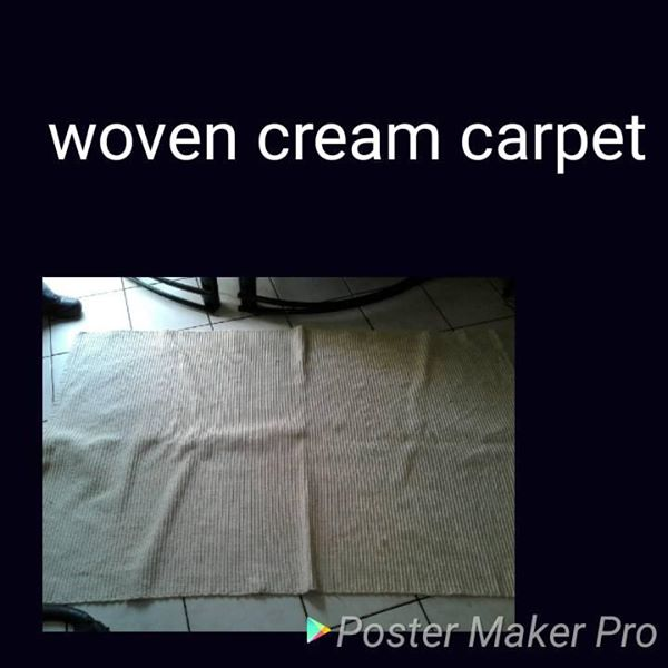 Woven carpet for sale