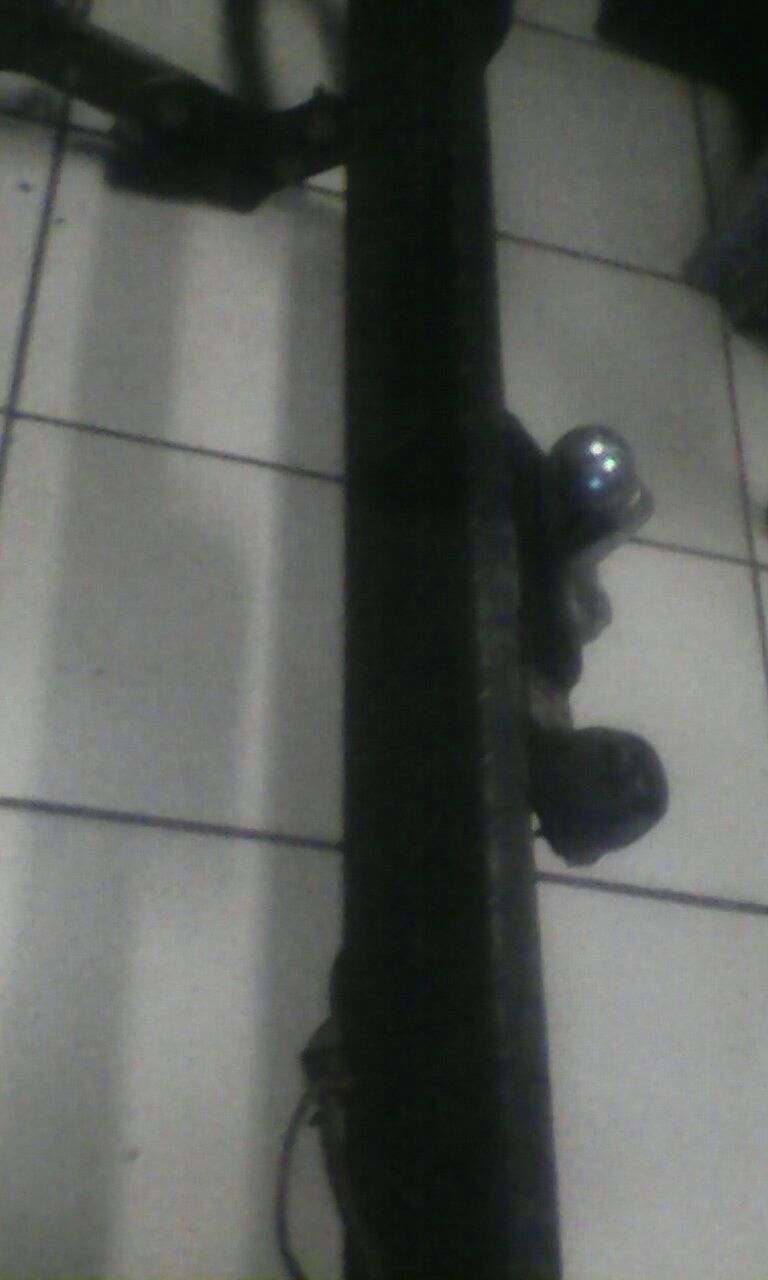 TOYOTA QUANTUM TOW BAR FOR SALE