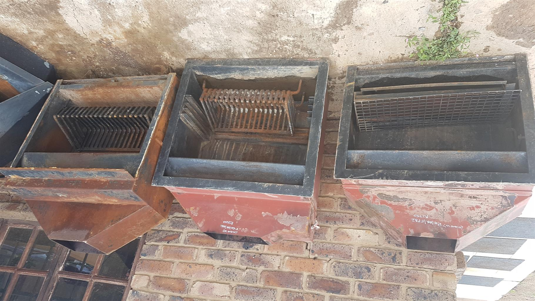 Fire places 2nd hand for sale