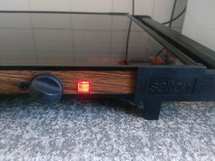 Salton hot tray