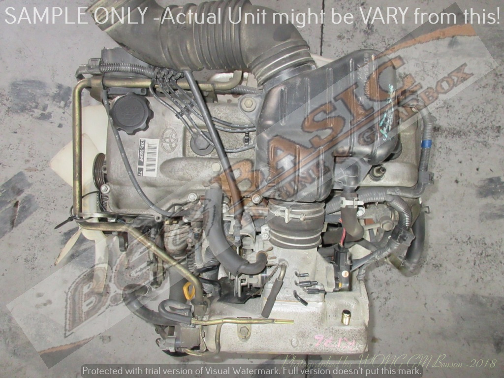 TOYOTA HILUX / HIACE -3RZ 2.7L EFI DISTRIBUTOR Engine
