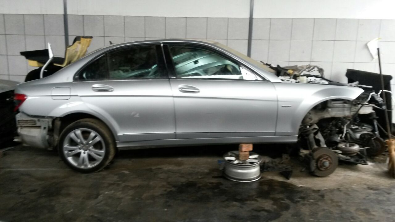 Mercedes W204 Stripping for Spares