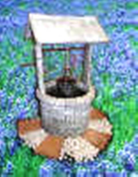 Wishing well - large or small