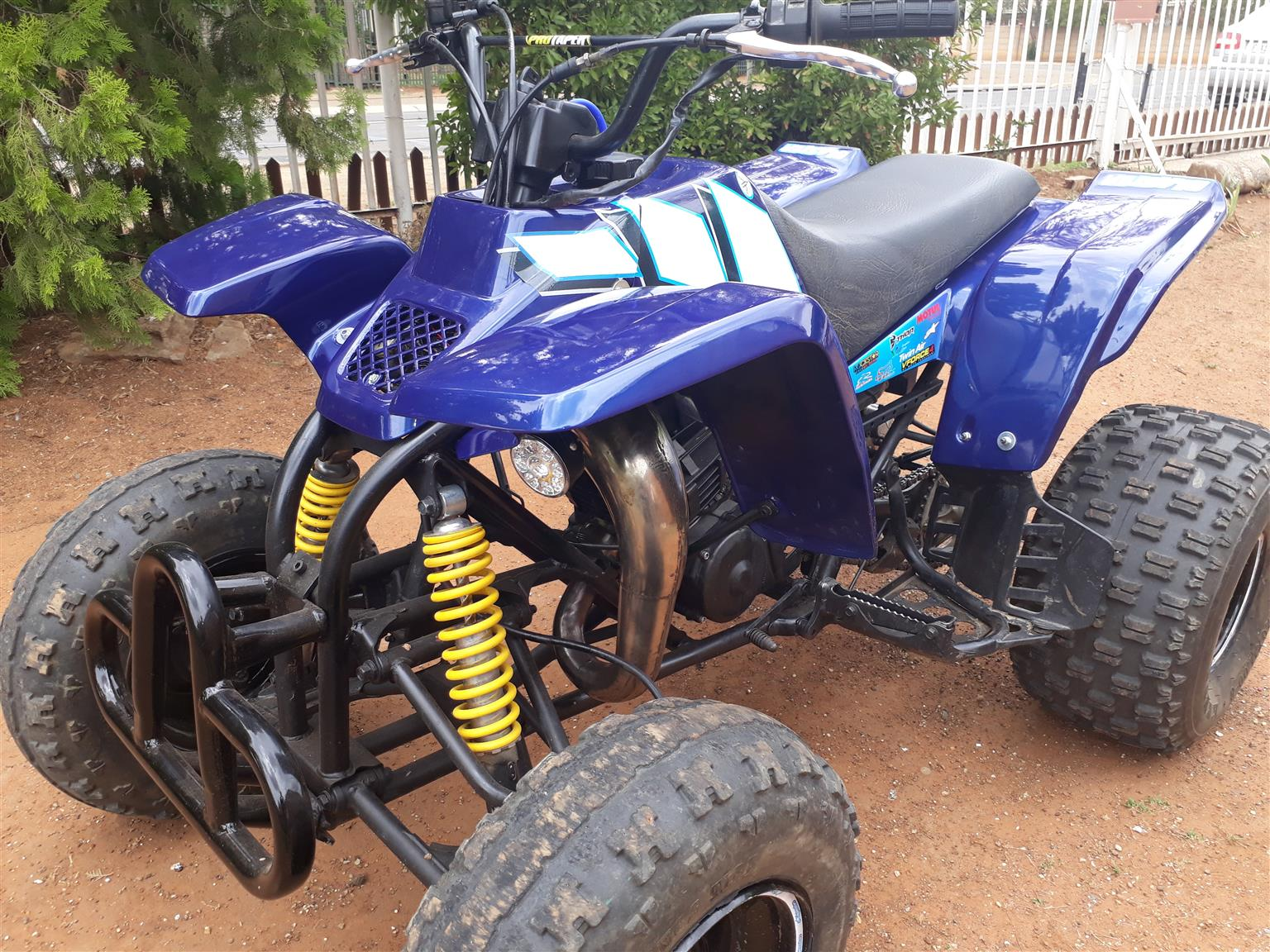 Yamaha Blaster For Sale South Africa