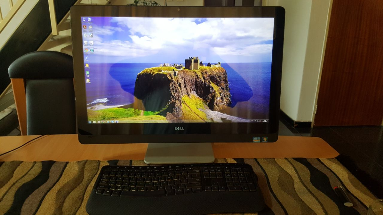 DELL XPS ONE 2710 (ALL IN ONE) INTEL CORE i7