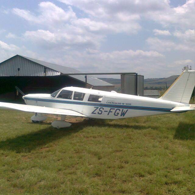 Swop for smaller Aircraft / for sale