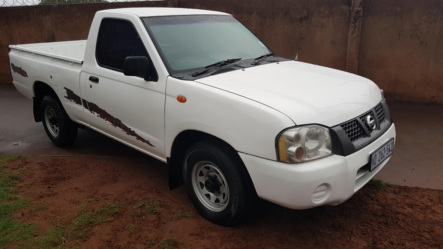 Nissan NP300 Hardbody