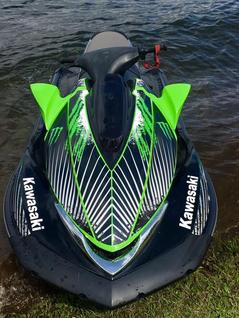2008 Kawasaki Ultra 260