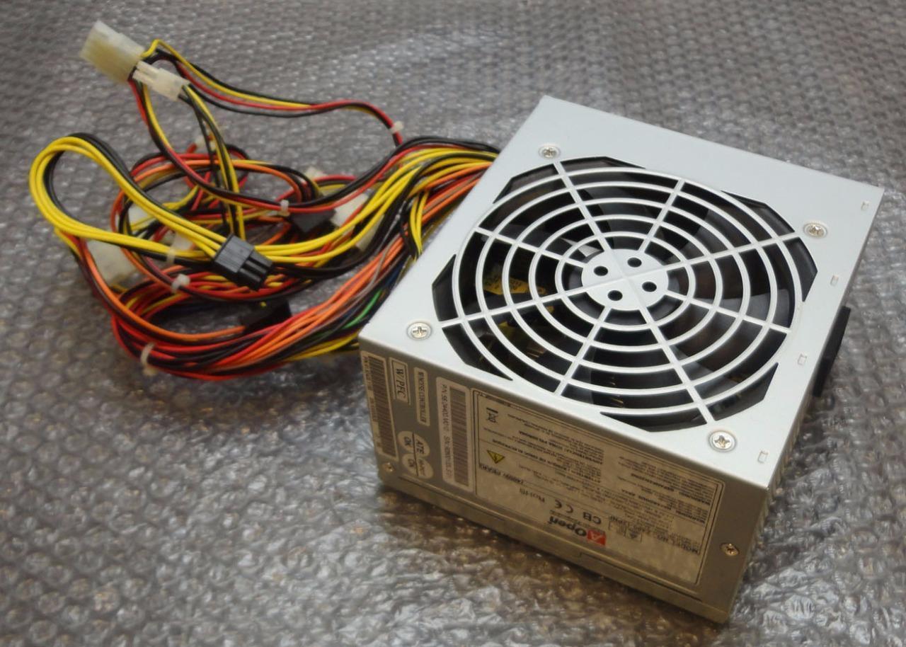 Aopen 400W Z400-08ATA Power Supply