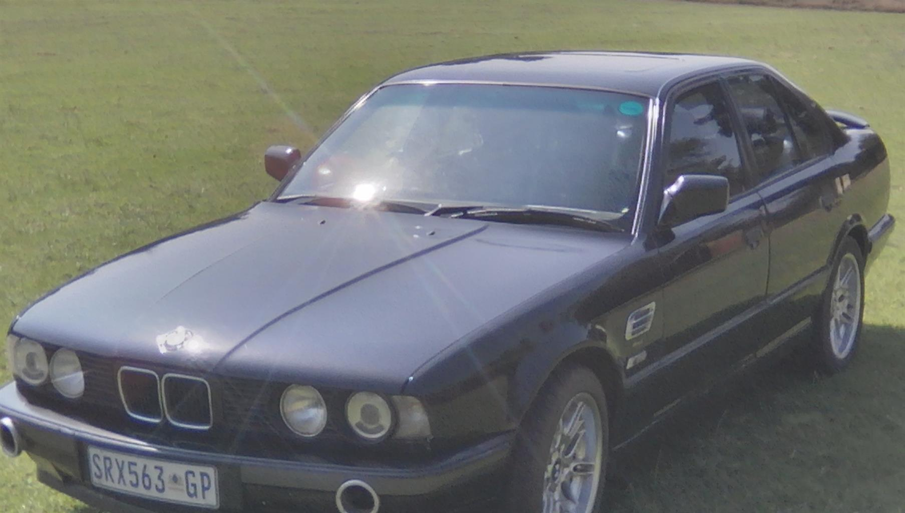 1993 BMW 5 Series M5