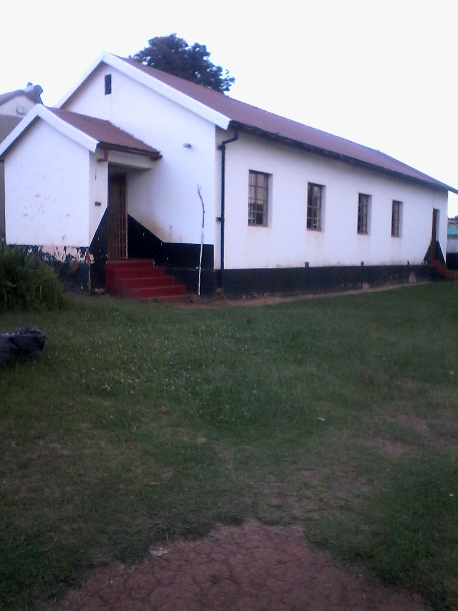 Church and land for sale, Kokstad
