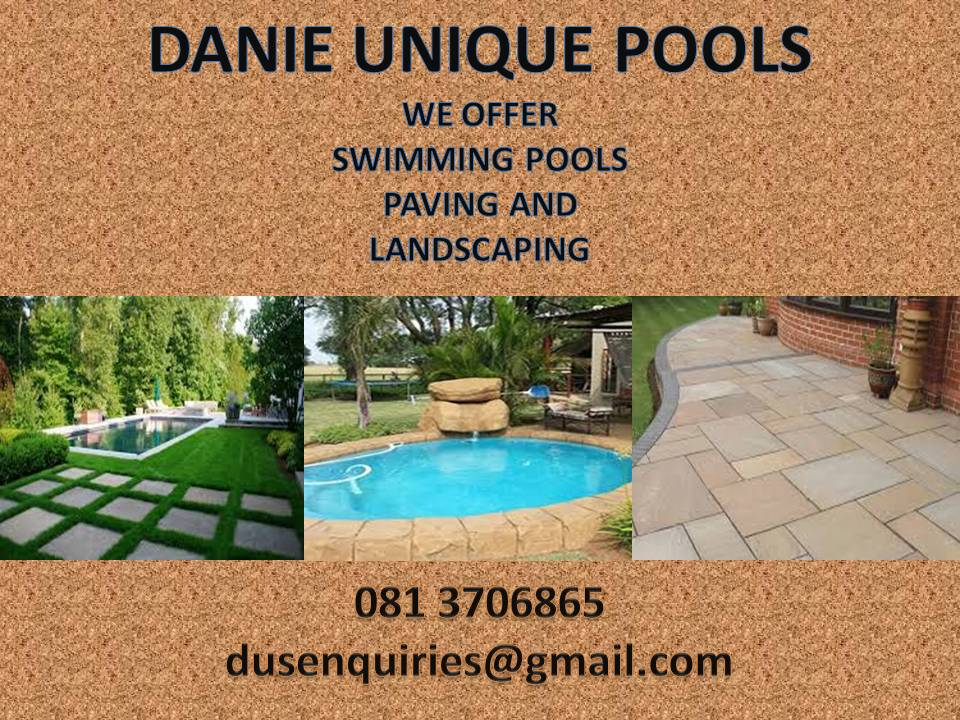 DANIE UNIQUE POOLS