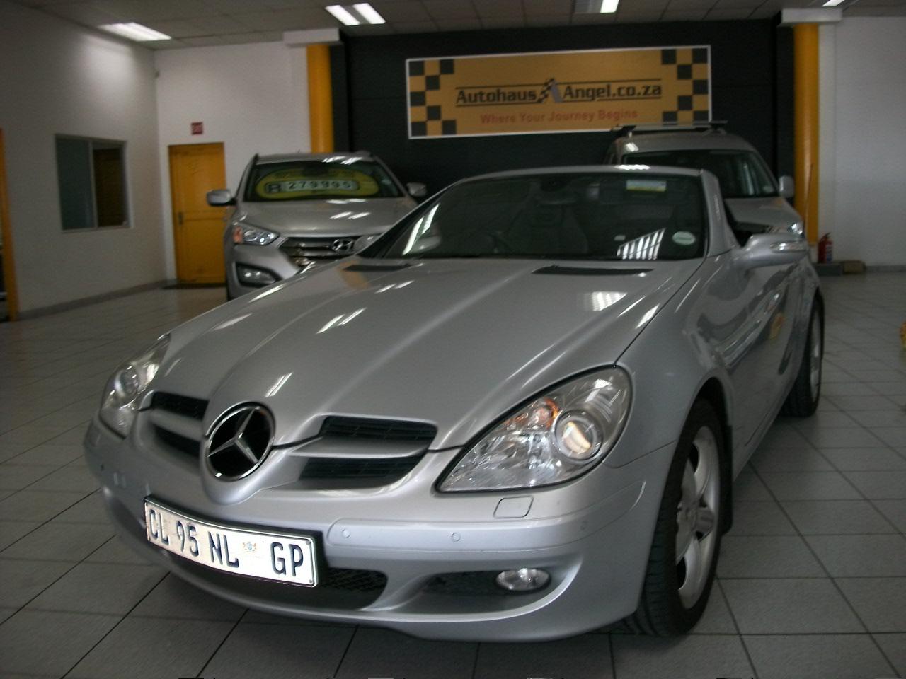 2007 Mercedes Benz SLK
