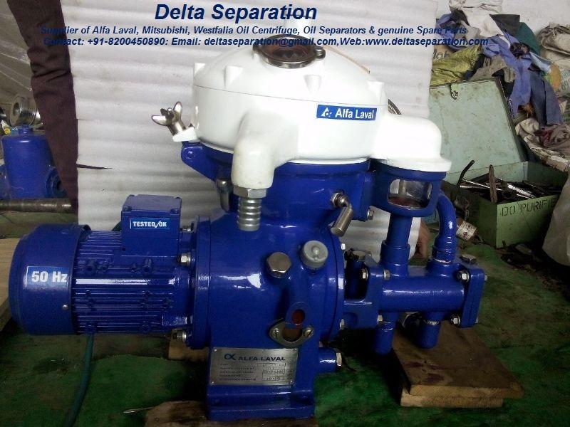 Alfa Laval Oil Separator MAB 103
