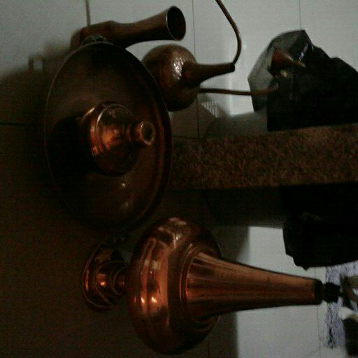 Copper and Brass Items