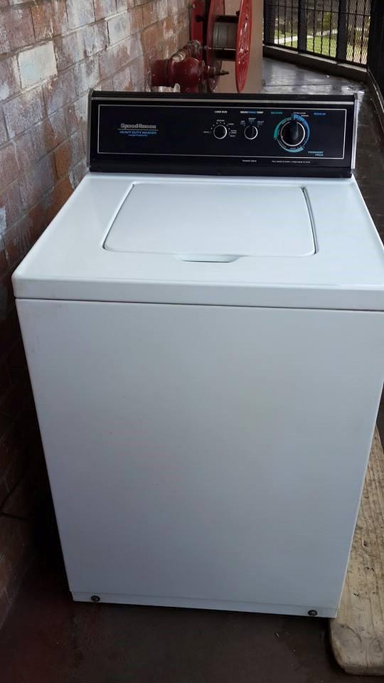 13kg Speed Queen washing machine