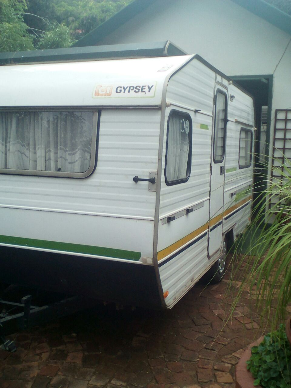 Gypsey Caravette 5 for sale R20 000 negotiable