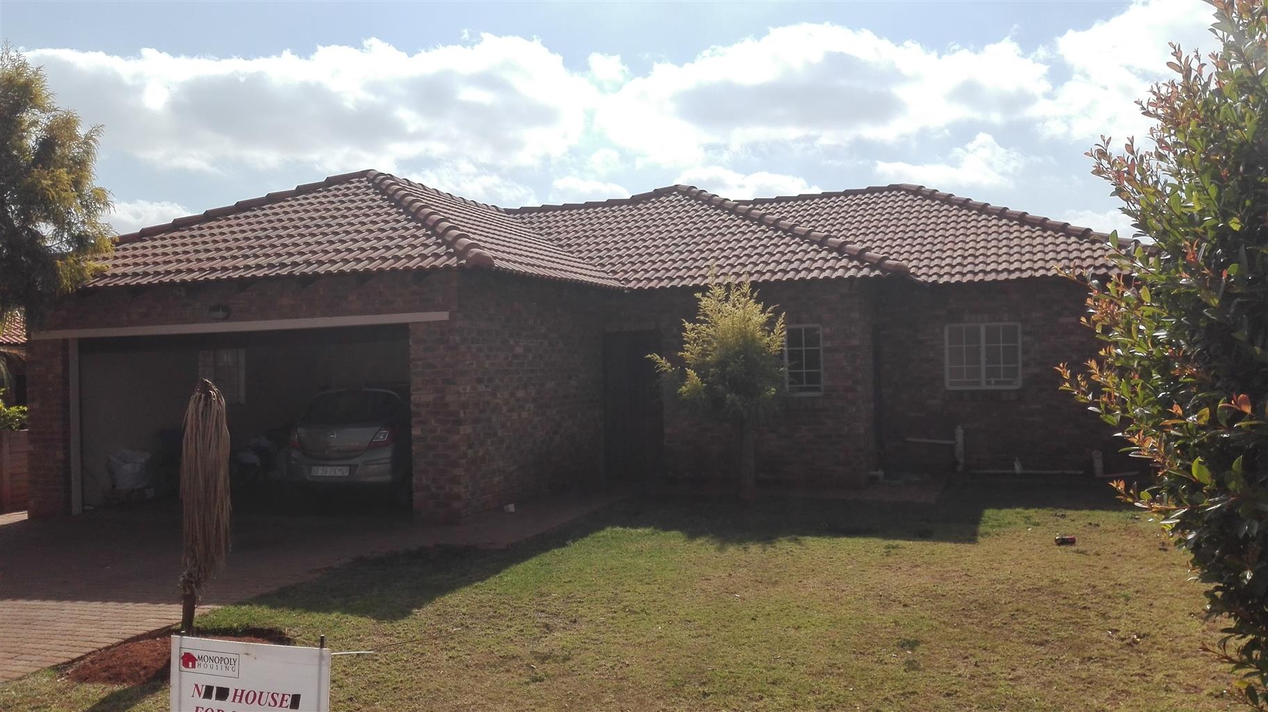 House for rental in Orchards ext 24