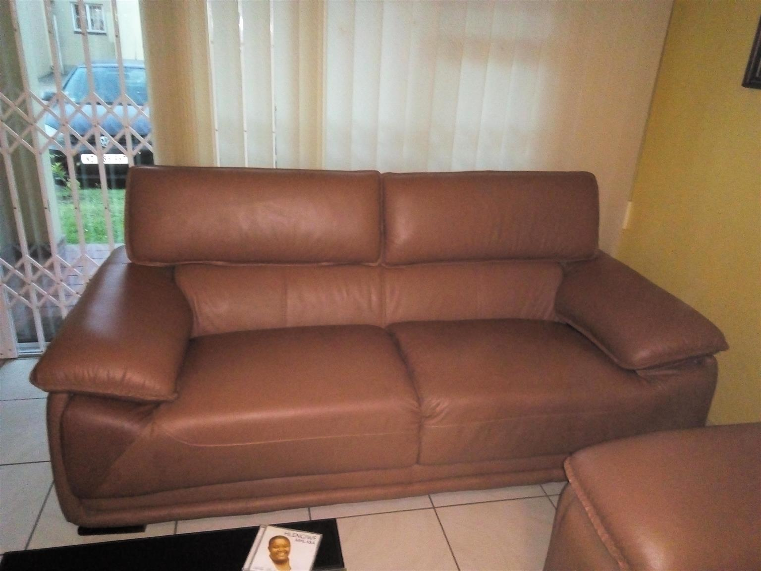 Incredible 3 Seater Leather Couch Junk Mail Squirreltailoven Fun Painted Chair Ideas Images Squirreltailovenorg
