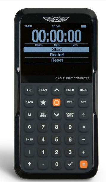 ASA CX-3 Flight Computer
