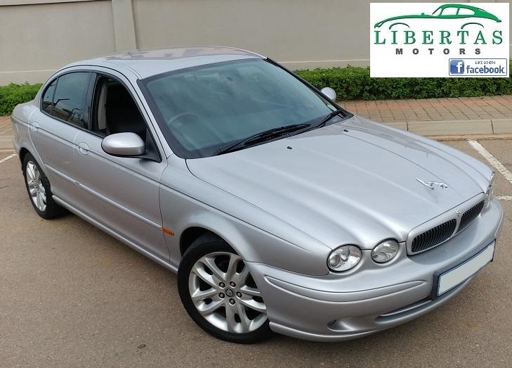 2002 Jaguar X Type 3.0 SE Automatic