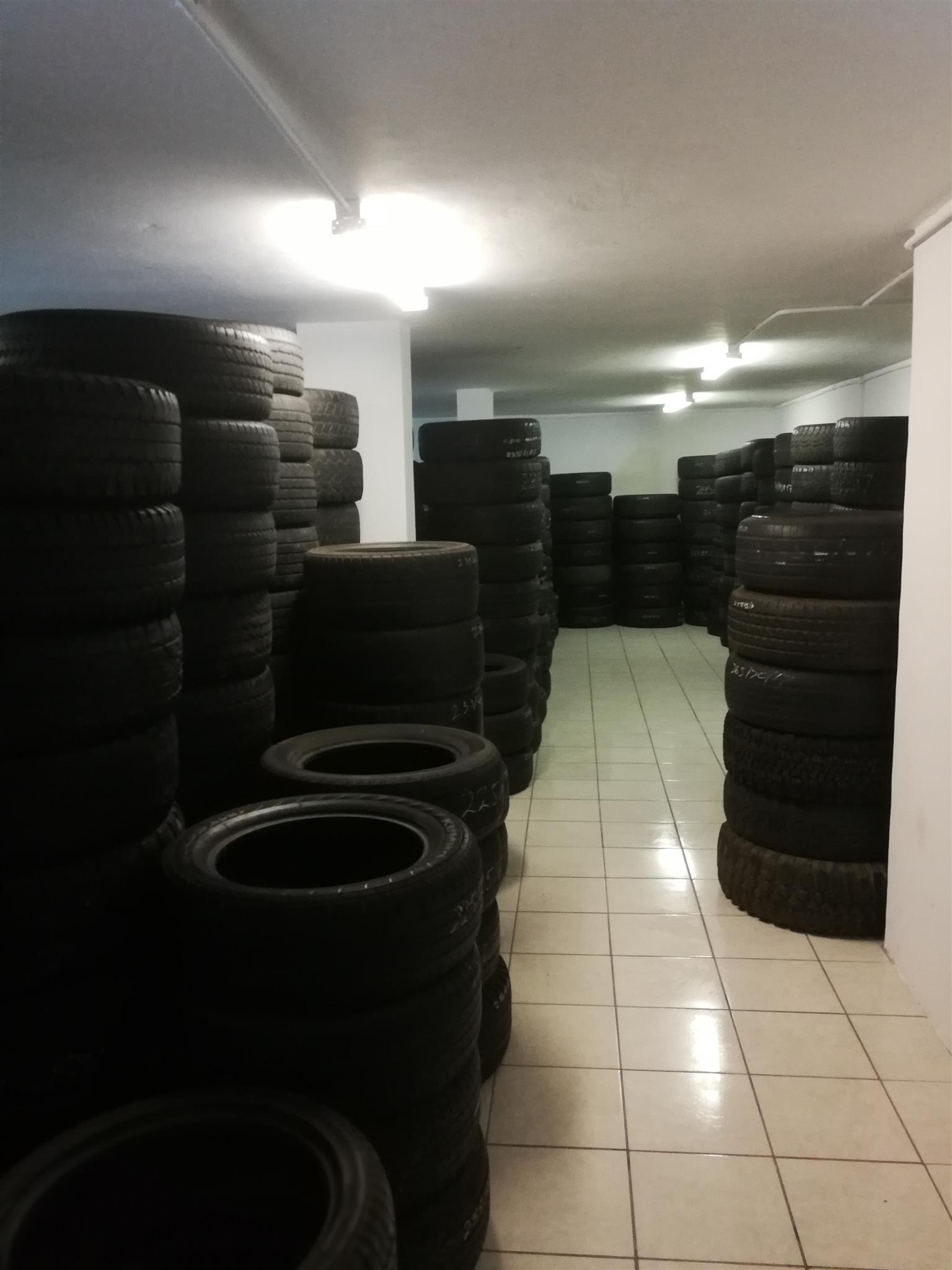 Quality Used Tyres