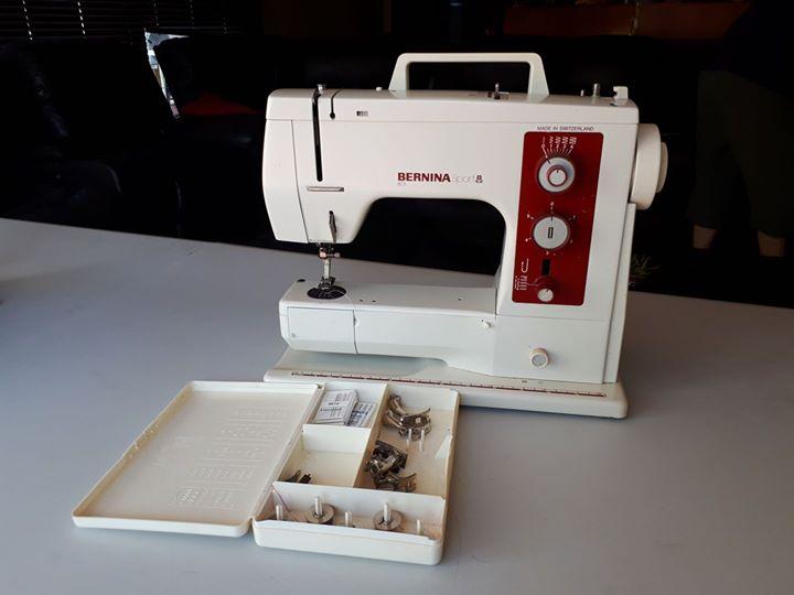 Bernina sport 801 (sewing machine)