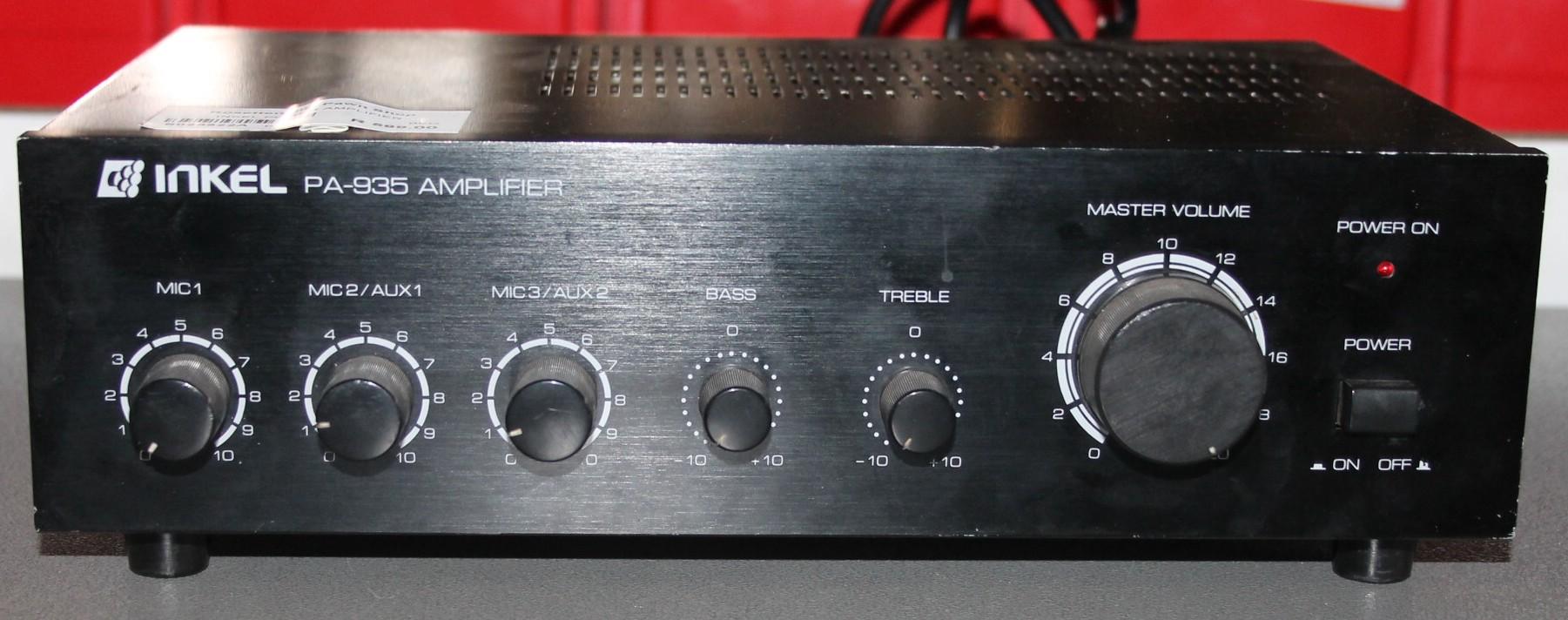 Inkel power amp S028822a #Rosettenvillepawnshop