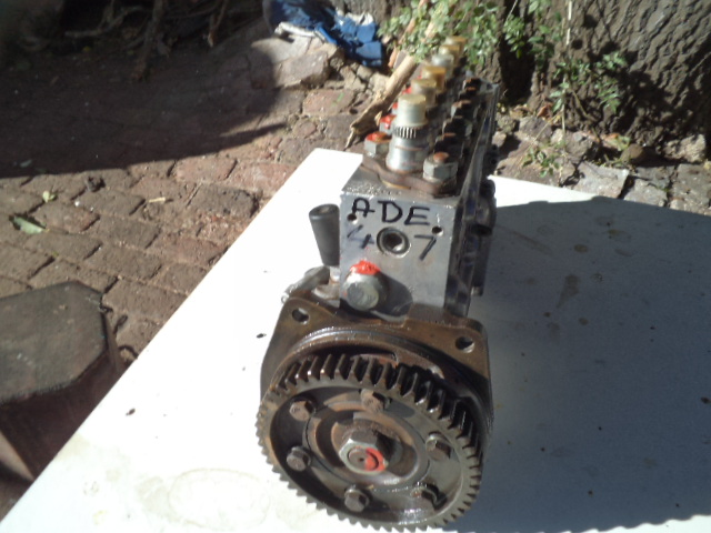 A.D.E. 407 injection pump.