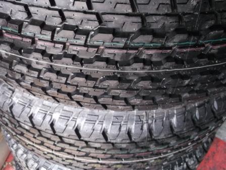 New Bridgestone dueler H/T 255/70/R15 Tyres { Set of $} R5500 .