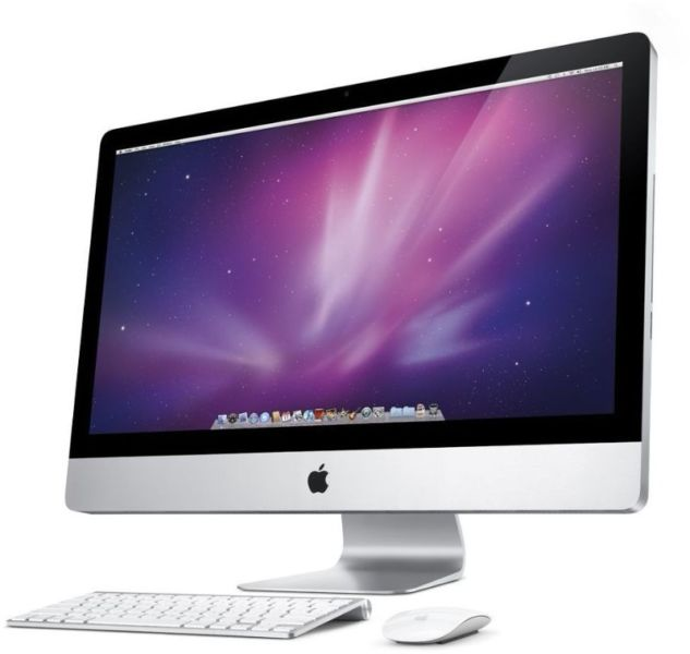 Apple iMac 27 inch Quad-Core i5 3.1GHz
