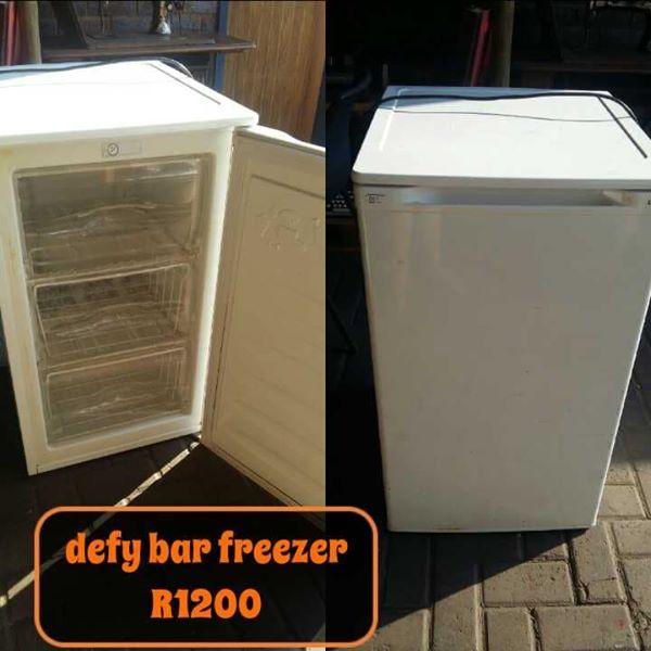 Defy bar freezer