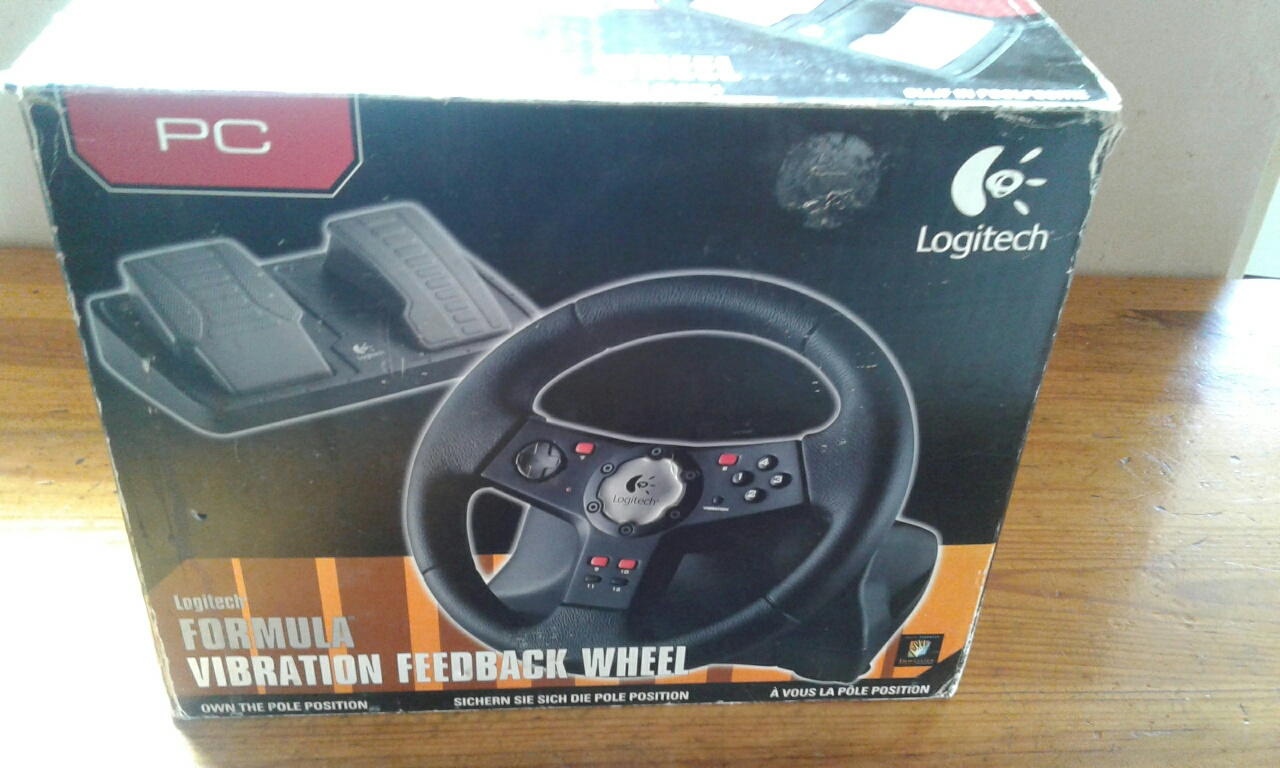 LOGITECH FORMULA VIBRATION FEEDBACK WHEEL PC WINDOWS 7 X64 DRIVER