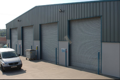 Royal Roller Shutter Doors