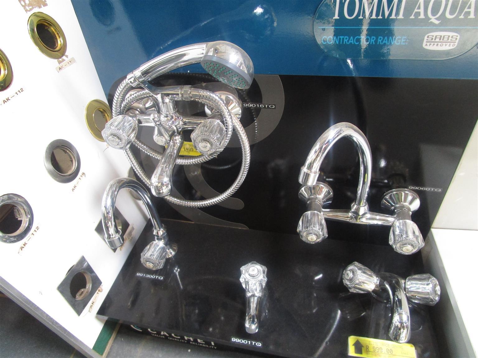 Variety of taps