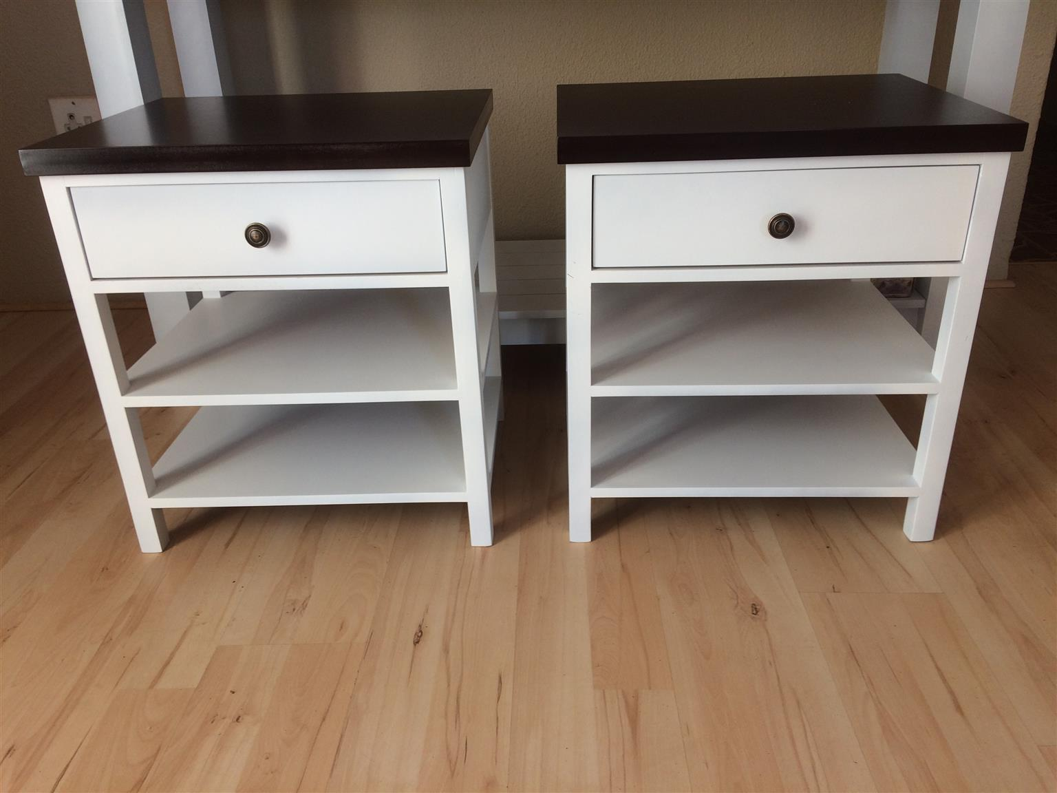 Bedside Pedestals For Sale ... On Order