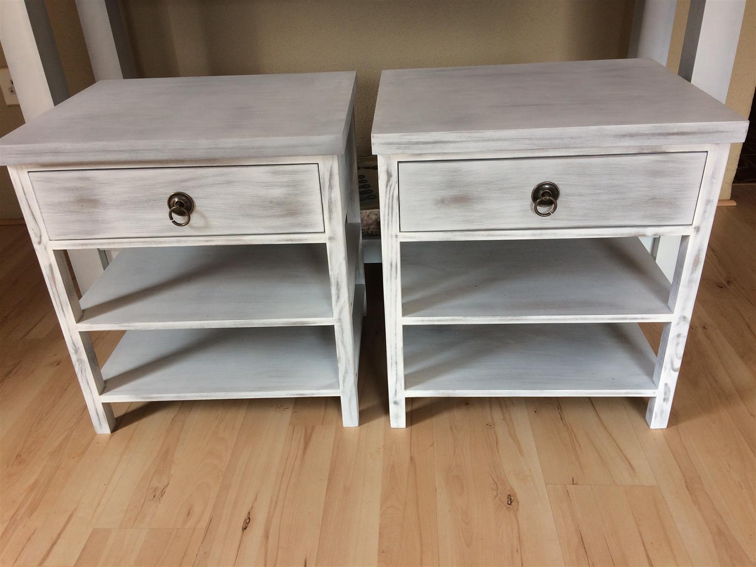 Bedside Pedestals For Sale ... On Order