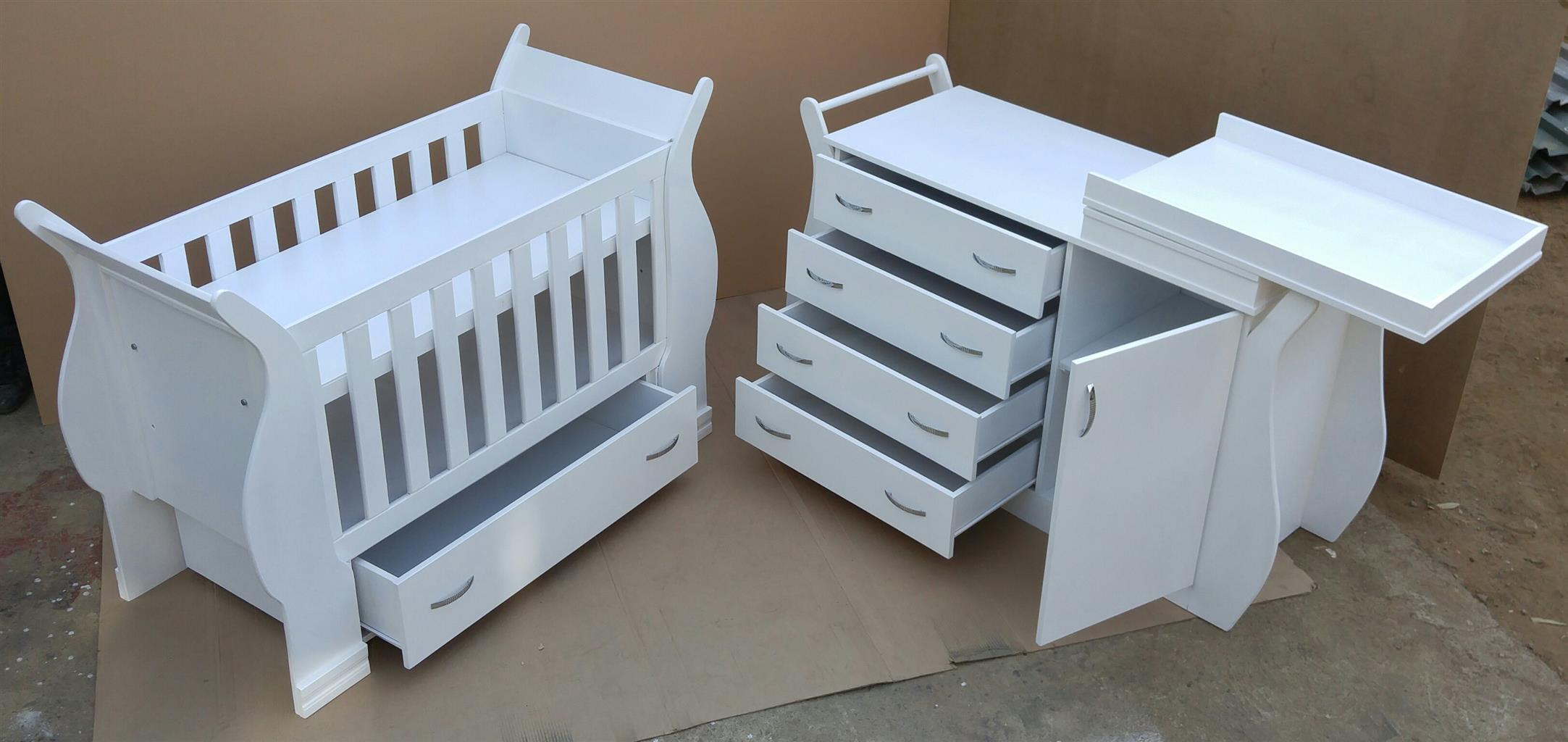 Cherry Baby Cot and Compactum-R 5999,00