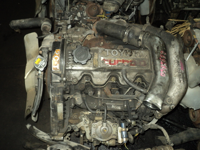 toyota 2l turbo diesel engine (2ct) - R18000