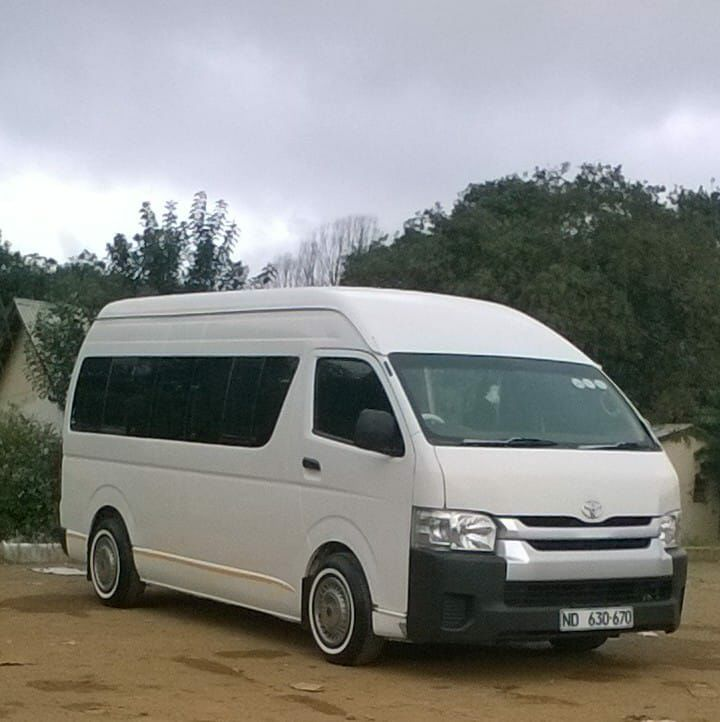 2008 toyota quantum 2 7 gl 14 seater bus junk mail Pimped VW Crafter