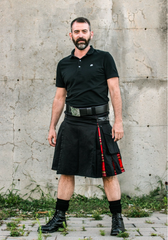 Cool Casual kilts
