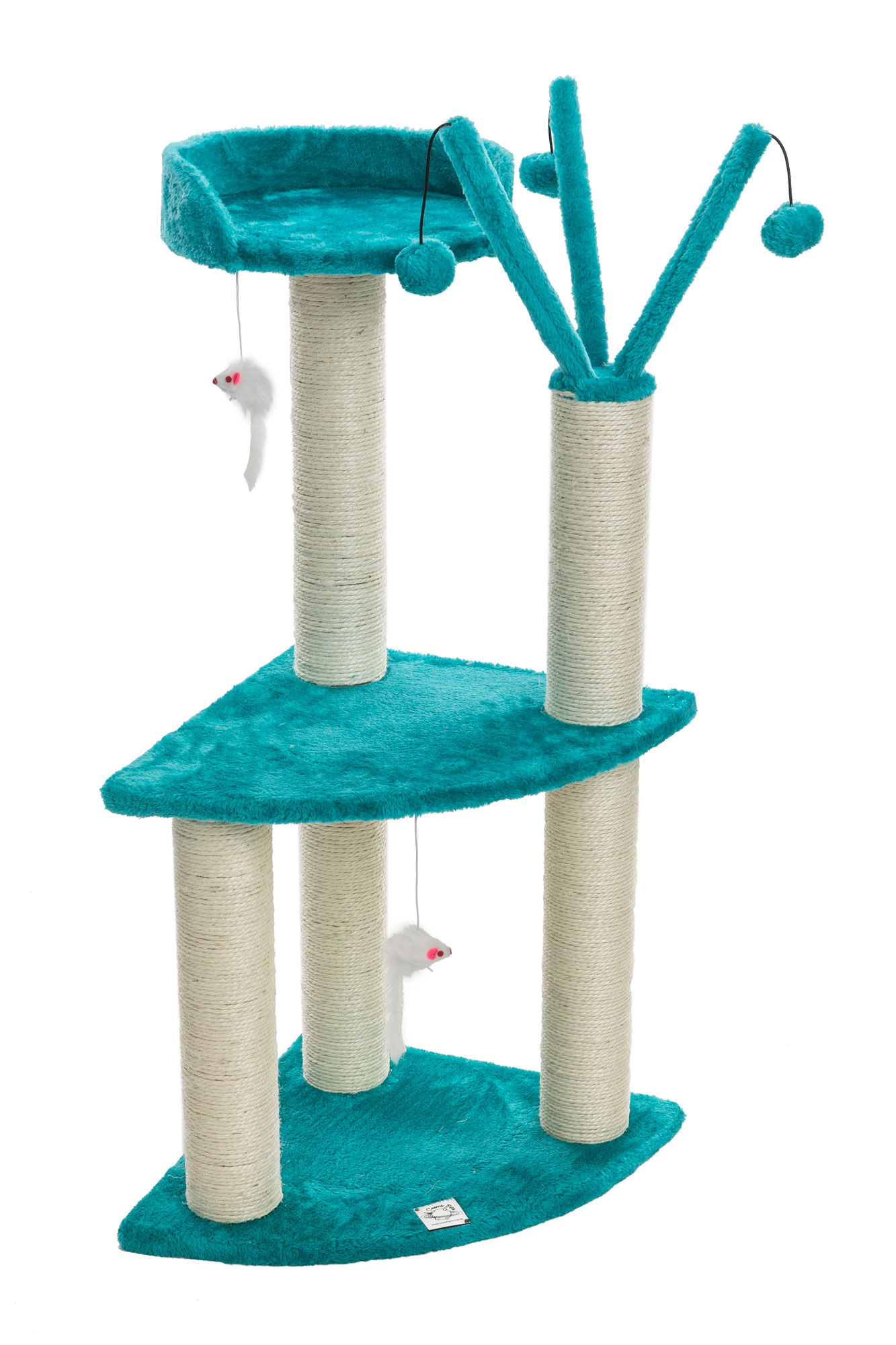 Moon of Jupiter Small Cat Tree