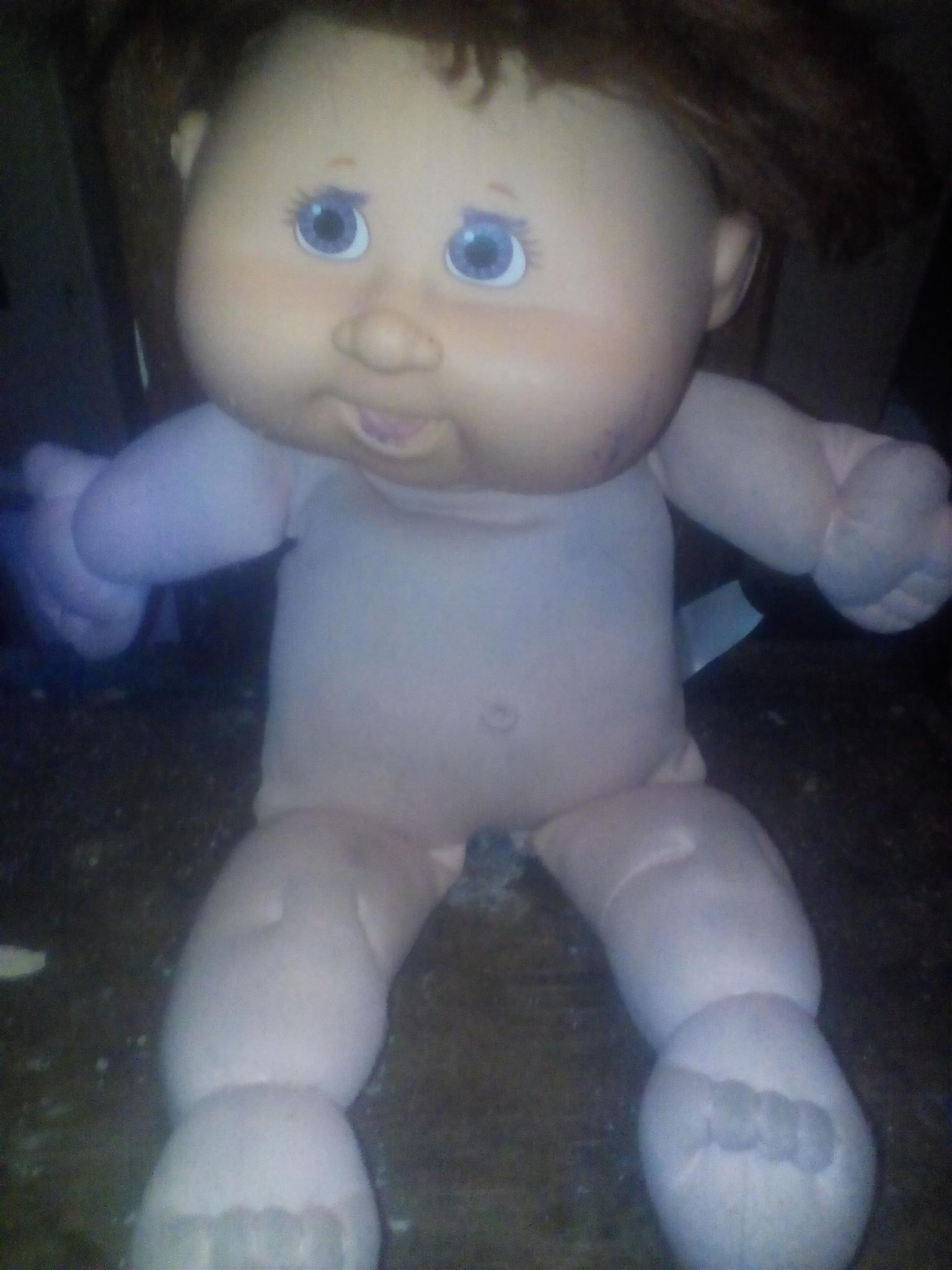 cabbage patch doll