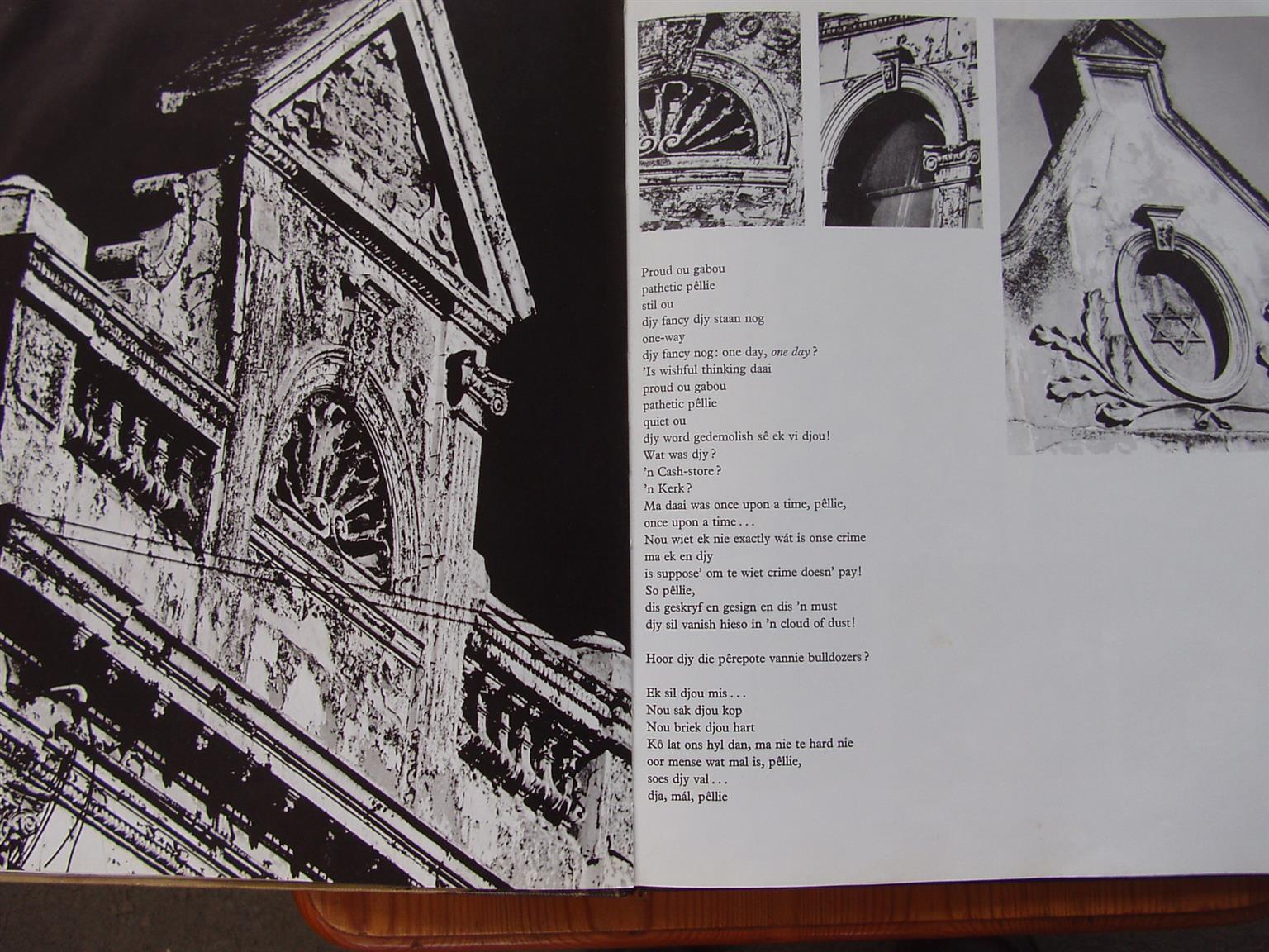 OOS WES TUIS BES - DISTRIK SES - Chris Jansen & Adam Small - Hardcover